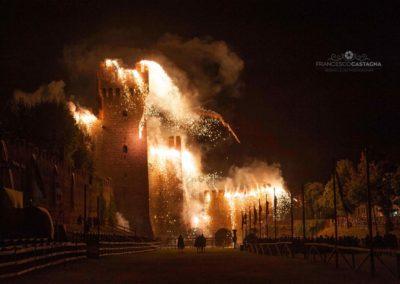 Incendio Torre Montagnana