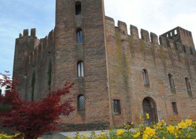 Torre castel San Zeno