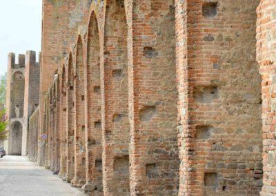 interno mura Montagnana
